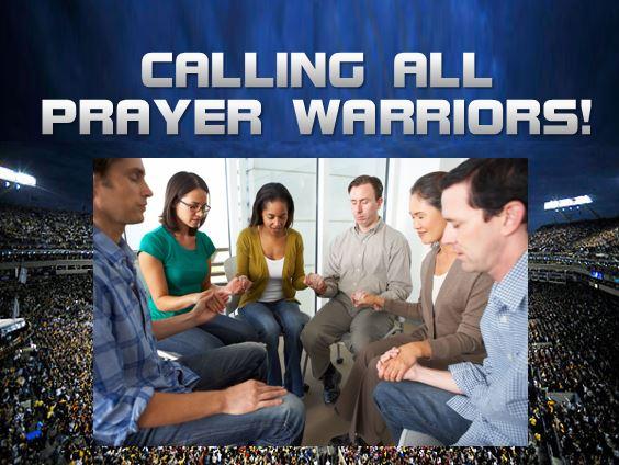 calling prayer