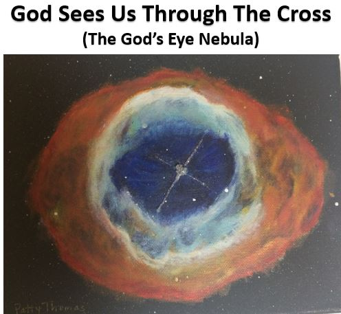 God Sees Us Through The Cross