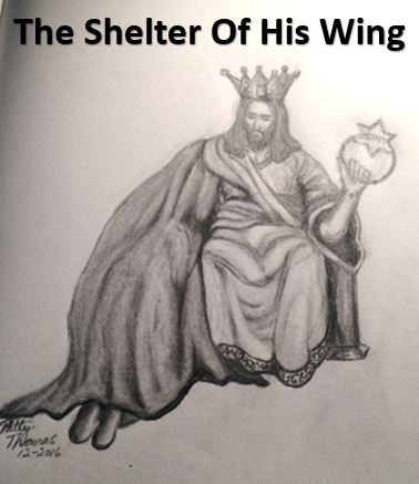 The Shelter Of His Wing